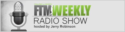 Financial radio show on the internet