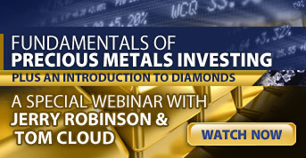 gold, silver, and diamond investing - how to webinar