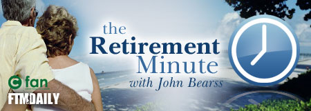 The Retirement Minute with John Bearss