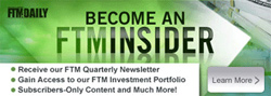 Follow the Money - Become an FTM Insider Today