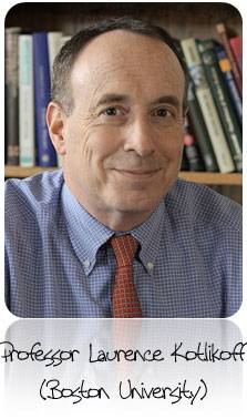 An Interview with Laurence Kotlikoff