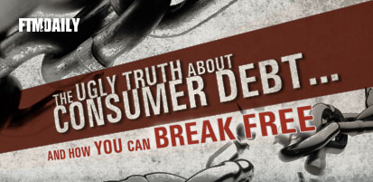 The Ugly Truth About Consumer Debt and How You Can Break Free