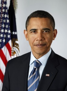President Barack Obama Re-elected
