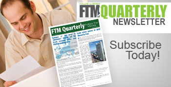 Subscribe to the FTMQuarterly Newsletter for only $9.95!