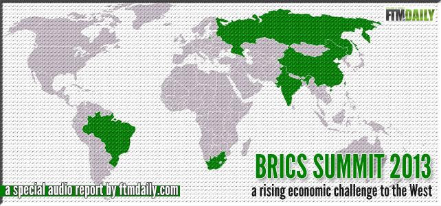 BRICS SUMMIT 2013