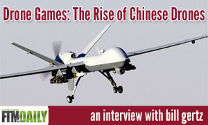 The Rise of Chinese Drones