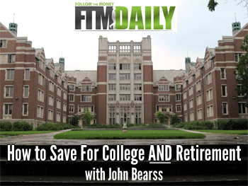 How to Save for College AND Retirement With Small Children