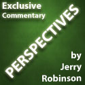 Perspectives with Jerry Robinson