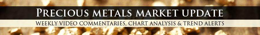 Precious Metals Market Update with Tom Cloud