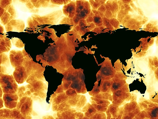 map-earth-on-fire