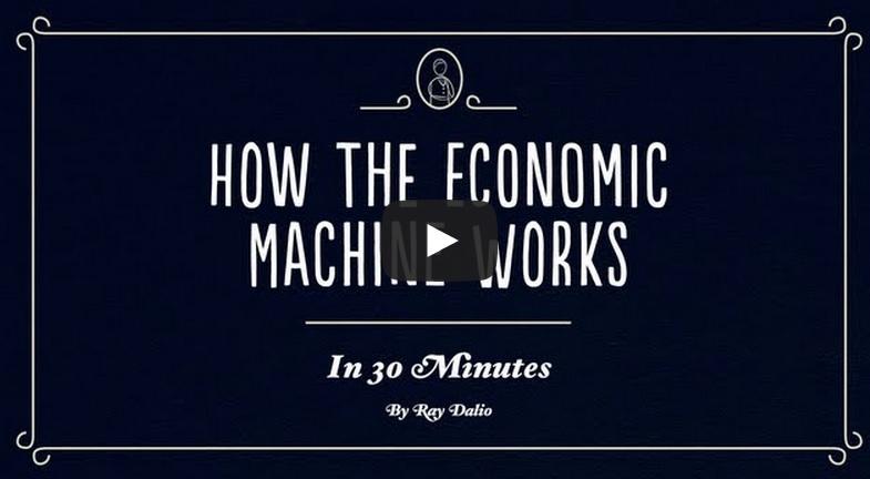 how the economy works dalio