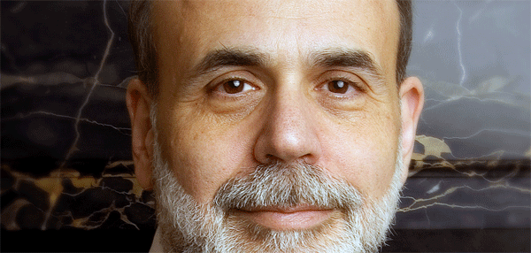 BERNANKE ROCKS THE MARKETS