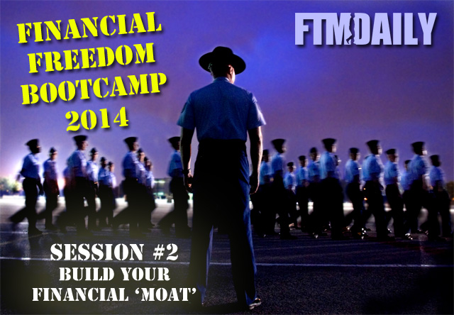 Financial Freedom Bootcamp 2014 : Part 2