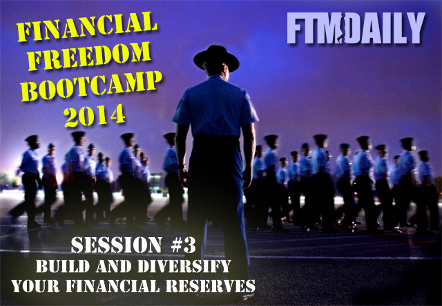 Financial Freedom Bootcamp 2014 : Part 3