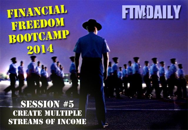 Financial Freedom Bootcamp 2014 : Part 5