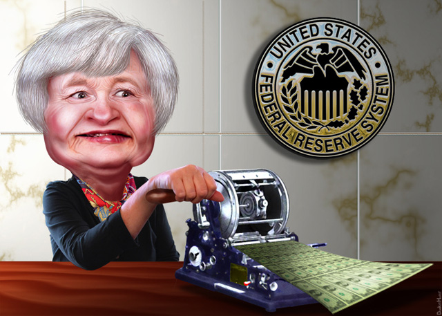 New Fed Boss Same as the Old Boss