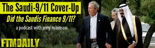 The Saudi-9/11 Cover-Up
