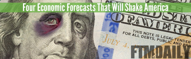 PODCAST: Four Economic Forecasts That Will Shake America