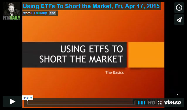 VIDEO: Here's 14 ETFs That Will Soar During The Next Stock Market Crash