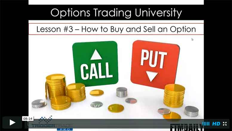 Option trading movies