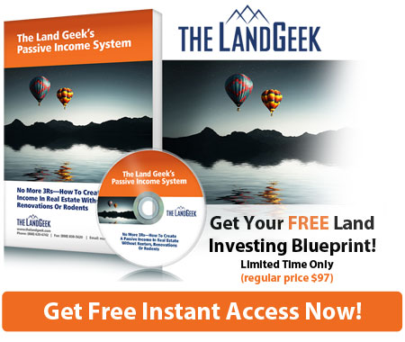 LIMITED TIME OFFER: Get Your Land Investing Blueprint