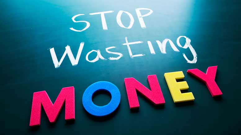 Cut the Fat: Four Ways to Stop Wasting Money