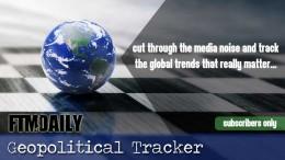 Geopolitical Tracker