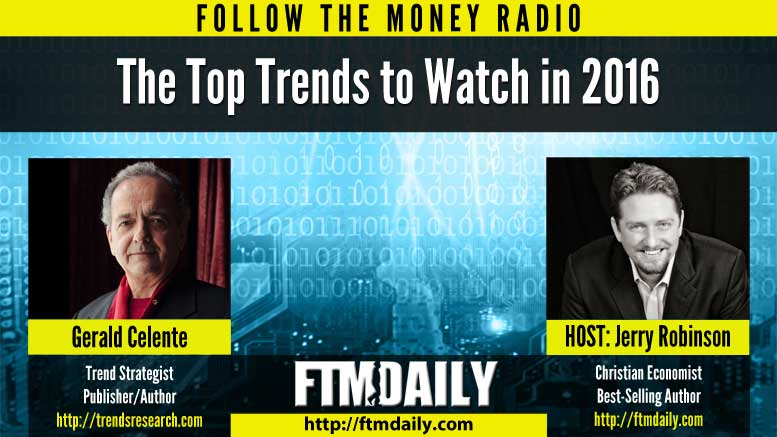 PODCAST: Top Trends to Watch in 2016