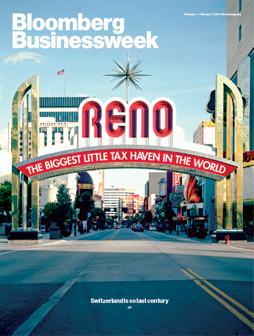 reno tax haven