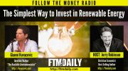 PODCAST: The Simplest Way To Invest In Renewable Energy