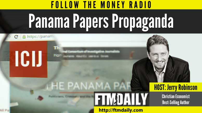 PODCAST: Panama Papers Propaganda