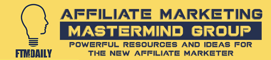 Affiliate Marketing Mastermind Group