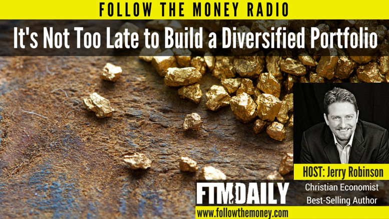 build diversified portfolio