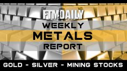 Weekly Metals Report