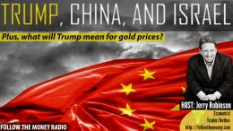 PODCAST: Trump, China, and Israel