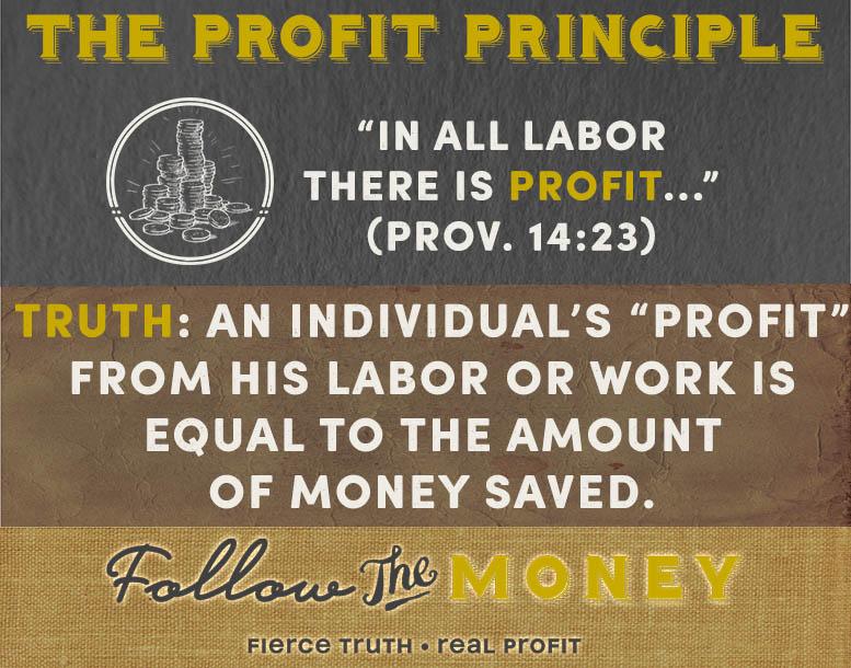 The Profit Principle