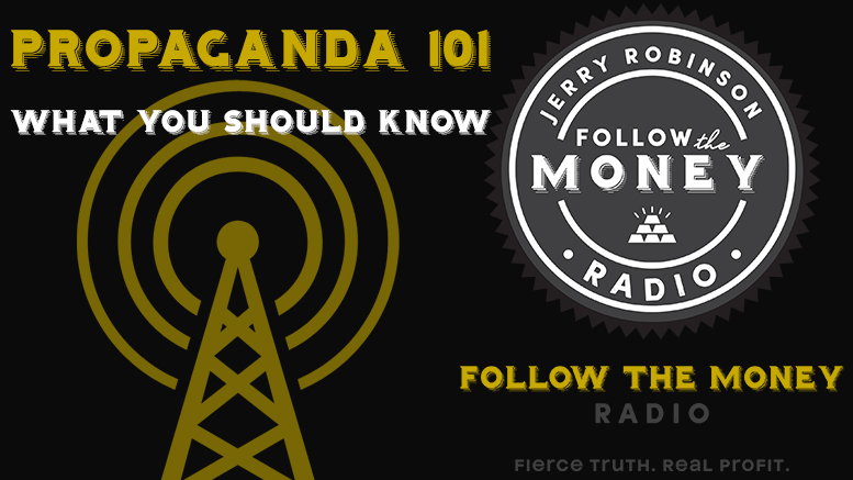 PODCAST: Propaganda 101: What You Should Know