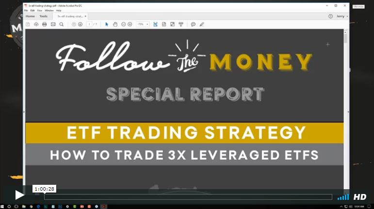 ETF Trading System   ETF Trading Newsletter   ETF Web Trading