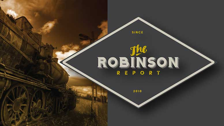 The Robinson Report: The Fed Makes A U-Turn