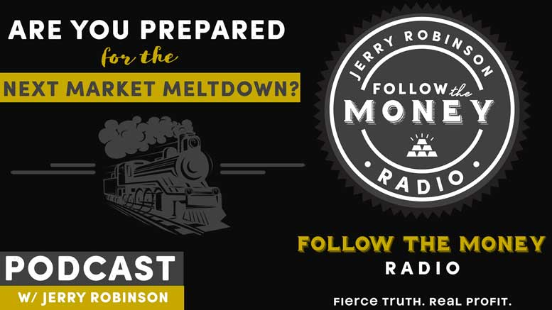 Are You Prepared For The Next Market Meltdown