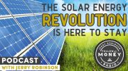The Global Solar Energy Revolution is Here to Stay
