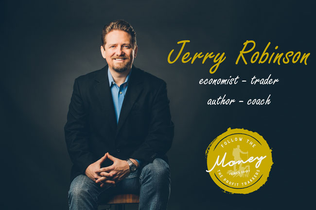Jerry Robinson - Economist, Trader, Author & Coach
