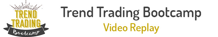 Trend Trading Bootcamp header