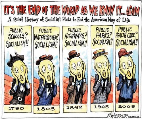 American Socialism