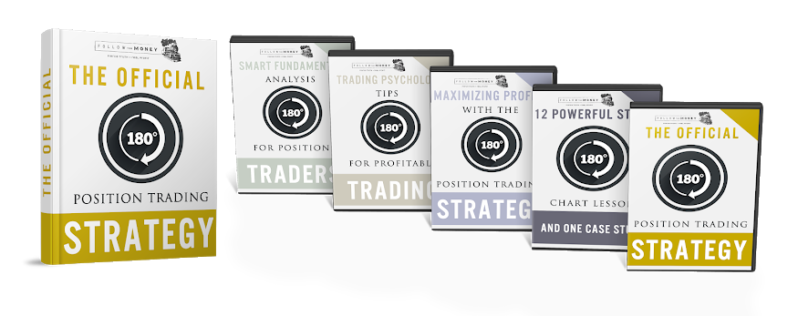 Jerry Robinson's 6-hour Position Trading Course included