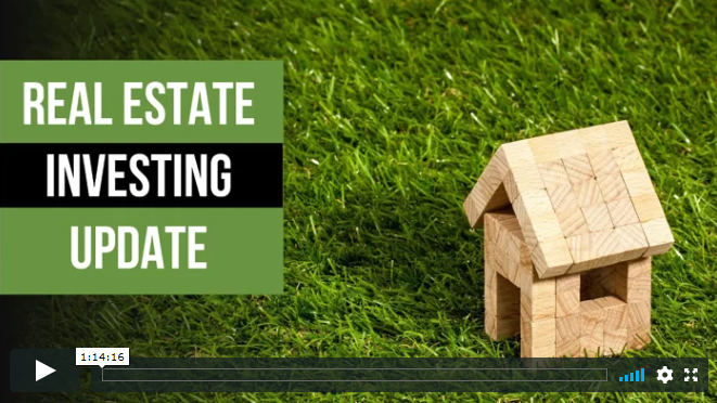 Private Group Coaching: Real Estate Investing Update Followthemoney.com