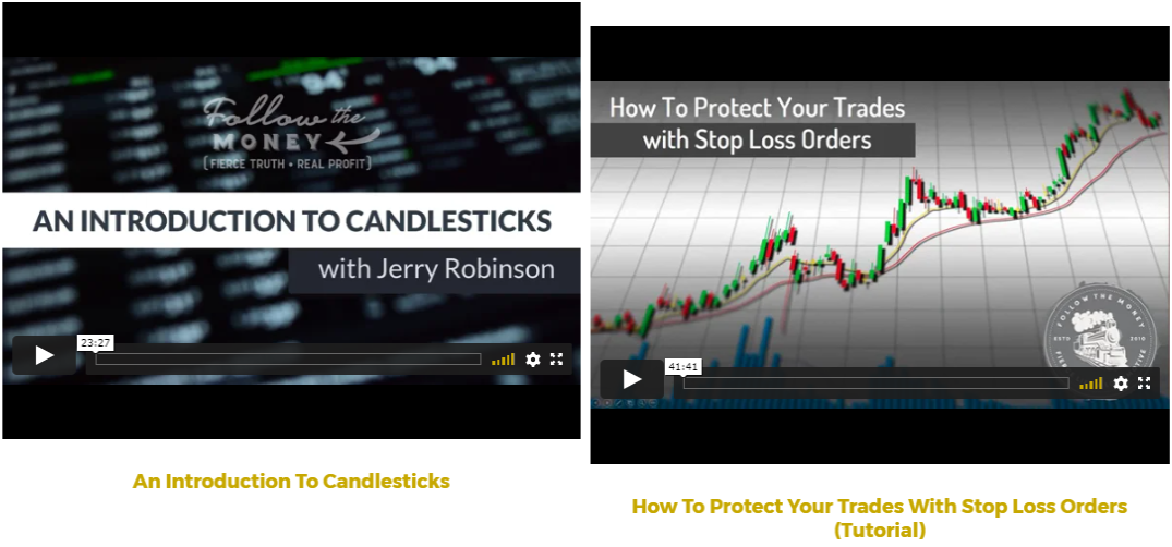 Stock Trading Tutorials