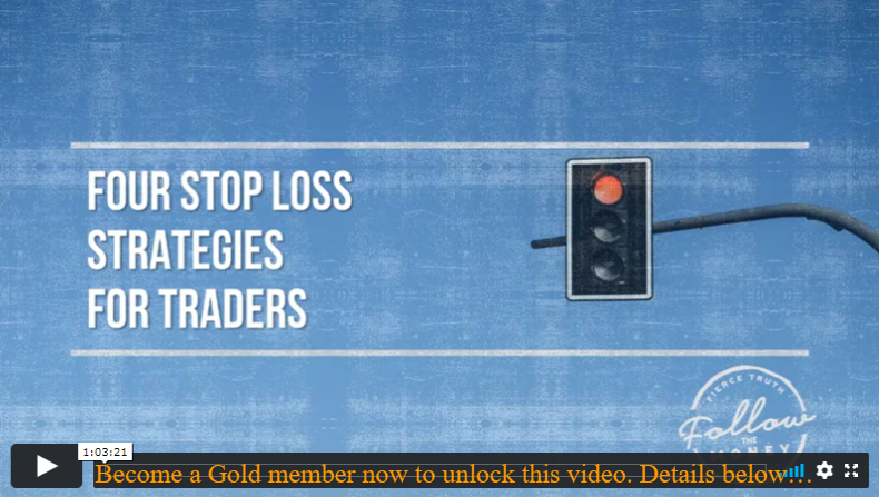 Four Stop Loss Strategies For Traders