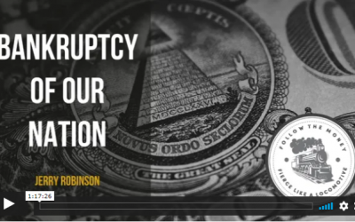 Private Group Coaching: Bankruptcy of our Nation