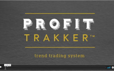 VIDEO: Trading with the Profit Trakker System
